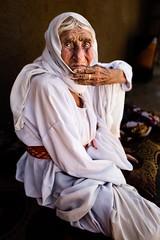 Old Yazidi woman (Giulio Magnifico) Tags: yazidi friuli iraq iraqi leica candid isis kurdish kurdistan leicaq civilwar da3sh portrait sinjar 28mm reportage middleeast