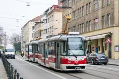 BRN_1575_201811 (Tram Photos) Tags: pragoimex variolfre brno brünn strasenbahn tram tramway tramvaj tramwaj mhd šalina dopravnípodnikměstabrna dpmb