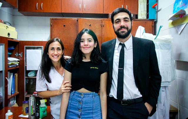 Encuentro de Padrinos - Centro de Salud | NOV 2018