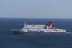 Stena Line Ferry (awoodvine) Tags: stenaline ferry boat sea holyhead wales 2018 dublin ireland