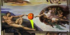 Origin Story (Rupert Pumpkin) Tags: httpwwwrupertpumpkincom pumpkin rupert godifesto