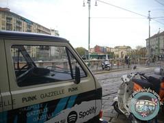 Gazzelle Punk - Darsena (partyinfurgone) Tags: affitto album epoca evento furgone gazzelle hippie limousine milano musica noleggio promo promozione pubblicità pulmino punk spotify storico t3 vintage volkswagen vw