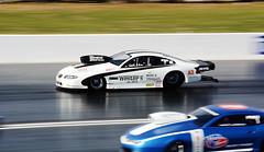 Pro Stock_3657 (Fast an' Bulbous) Tags: nikon d7100 gimp panning drag strip race track fast speed power acceleration motorsport car vehicle automobile racecar santapod