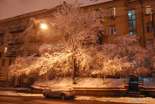 Засніжений зимовий Київ 443 InterNetri.Net Ukraine