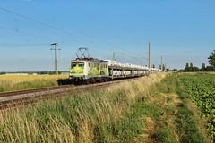140 002 (nik Sentker) Tags: 140002 sunrail einheitslok blg evb train e40 br140 autozug cargotrain roco