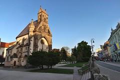 St Michael Chapel, Kosice, Slovakia (Govisity.com) Tags: kosice slovakia slovensko chapel park hlavna street gothic sight building summer