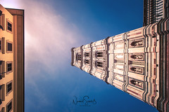 Different perspective ... the cathedral of Florence, Tuscany (nigel_xf) Tags: toskana tuscany italia italien italy dom dome cathedral perspective perspektive nikon d750 nigel nigelxf vsfototeam architecture architektur