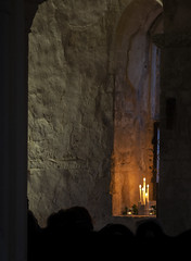 The Cantabrigians by Candlelight (badger_beard) Tags: cantabrigians cambridge choir singers soprano alto mezzo vocal ensemble harp st johns church duxford cambridgeshire cambs south churches conservation trust fundraiser concert recital britten ceremony carols ballads christmas andrew downes