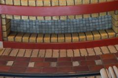 20181226-DSC01505 Amsterdam, Netherlands (R H Kamen) Tags: 19101919 amsterdam gelderland holland netherlands otterlo amsterdamschool architecture artdeco artnouveau brick ceiling expressionism indoor patterms rhkamen