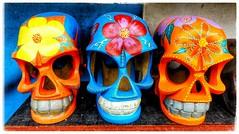 Varadero - Flea Market (plismo) Tags: varadero matanzas cuba skulls art plismo fleamarket crafts handywork color