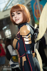 LA Comic Con 2018 Cosplay The Wasp (Manny Llanura) Tags: la comic con 2018 cosplay los angeles convention center manny llanura photography wasp