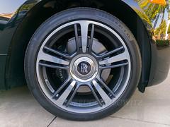 2014 Rolls Royce Wraith (Flightline Aviation Media) Tags: bruceleibowitz stockphoto car samsung galaxy s9 eurofest automobile classic rollsroyce wraith coupe wheel alloy 2014 antique vehicle