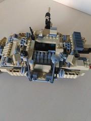 Lego M1A3 Abrams SEP V.3-TUSK 2 MBT (6) (Parm Brick) Tags: lego military army moc afol tank vehicle abrams tusk2 sep3 usa m1a3 m1a3abrams
