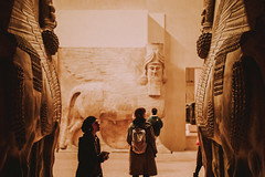 feelings to Egypt (N.sino) Tags: leica m9 vightlander ultron35mm egypt louvre woman girl orient ルーブル美術館 古代 エジプト 遺跡 彫刻 遥か昔 パリ paris
