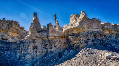 New Mexico Bisti, De-Na-Zin