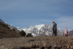 On Top of the Hill, Atlas Mountains (Geraint Rowland Photography) Tags: walking outdoors wanderlust berber atlasmountains morocco moroccan middleatlasmountains view vista altitude wwwgeraintrowlandcouk candid travelimage snow snowcappedmountains mountain geraintrowlandphotos canon