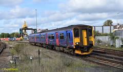 Southampton  150265 (davidhann34016) Tags: 150265 class150 millbrook southampton