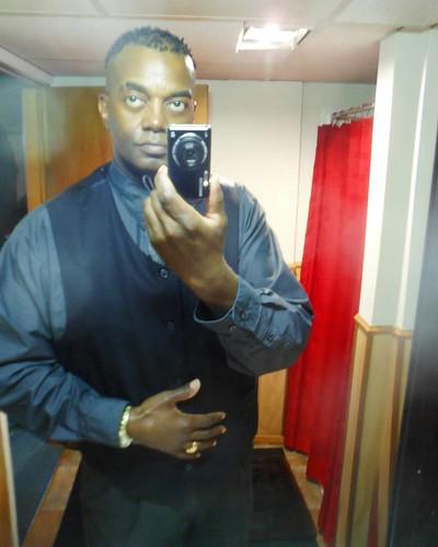 "... and #LittleRedRidingHood said, ""My What Big Eyes and Fullness You Have!"" I replied, ""That's Because I Just Ate #ThreeLittlePigs""  see how I did that? #NationalSelfieDay #AJWoodson #SpringfieldIL #MondayMotivation #BackinBlack #BigBadWolf #BigEyes #Big"