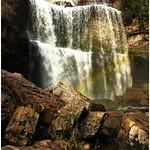Bruce Trail ~  Webster's Falls ~ Spencer Gorge ~ Autumn Scene thumbnail