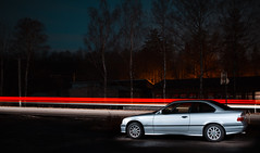 IMG_1870-Edit-1-3 (jondra53) Tags: car bmw e36 long longexposure cartrails