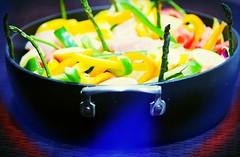 Veggies On Fire (sowanapple) Tags: coma mmm dinner yummy food veggies