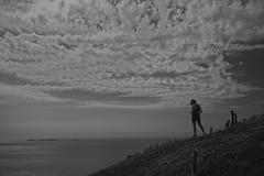 Ana na rocha (mcvmjr1971) Tags: green costão de itacoatiara praia niteroi brasil 2019 escalada trilha mmoraes nikon d800e lens sigma 2435 f20 art