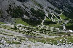 Ess Curve (Dominic Sagar) Tags: 2017 adriatic alps europe t050 t100 t150 pass road bormio lombardia italy it