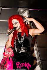 Ruby Rawbone - Punka Halloween Special (Proper Job Productions) Tags: ruby rawbone rubyrawbone punka punkapresents performance performers performer liveperformance alternativeperformance live liveshow liveevent bristol lbgtq drag dragqueen feminist punk lgbtq