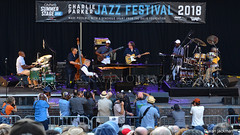 Monty Alexander and The Harlem Kingston Express, Charlie Parker Jazz Festival