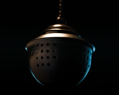 strange strainer (m_laRs_k) Tags: brew macromondays olympus penf macro mm hmm hss lightroomed morocco marokko tea tee sieb magisch magic wunderbar blues 45 mft 14150 suppenzoom superzoom miracle 幻术 волшебство́ zaubertrank potion