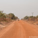 Togo - the path to the border