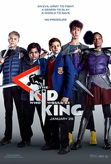 the-kid-who-would-be-king-online (tuttorbhs) Tags: uk cinema movie film filmposter british weekend