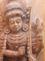 Vedic God (edenpictures) Tags: sculpture statue newyorkcity nyc manhattan americanmuseumofnaturalhistory amnh naturalhistorymuseum museum upperwestside
