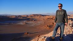 Valle de la Luna. Chile (Klecius Palma) Tags: chile valledelaluna atacama desertodoatacama deserto américadosul southamerica