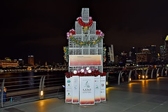 Charitrees (chooyutshing) Tags: decorativearch lightedup display attraction charitrees2018 christmasfestival waterfrontpromenade marinabay singapore