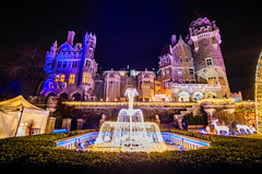 1W2A0325 (clement.kinglam.lo) Tags: casa loma christmas toronto canada night castle