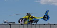 HéliSMUR-974 (stef974run) Tags: samu smur hélicoptère pale jaune médecin secours aéroporté héliporté hésitation hôpital transfert médicalisé aérien hélilagon bommert