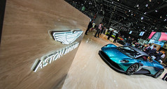 The future (NaPCo74) Tags: gims 2019 geneva motor show internation geneve genève salon de lauto auto car automobile legend canon eos 700d swiss suisse switzerland aston martin vanquish vision futur concept future carbon alu aluminium
