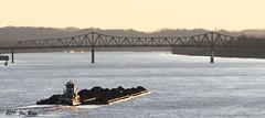 M/V Jean Akin (jimross90) Tags: towboat ohioriver jeanakin crounse coal barge
