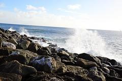Wave Splash (ALOHA de HAWAII) Tags: alamoanabeachpark