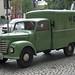 Green van, Weimar