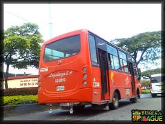Logalarza S,A, 0810 (...*Buses Y Camiones De Bogota*...) Tags: autobus bus buseta ibague colombia busologia urbano edo8 logalarza sa 0810