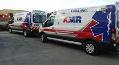 Ambulance factory (CasketCoach) Tags: ambulance ambulancia ambulanz ambulans rettungswagen krankenwagen paramedic ems emt emergencymedicalservice firefighter fordtransit