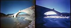 edges  ;/) pinhole 4x5 (schyter) Tags: pinhole stenopeica 4x5 homemade camera f186 fl40mm wood film pellicola sheet piana large format grande formato gf lf analogica analogic foro stenopeico lunga esposizione expired scaduta long exposure kodak vericolor iii type s emulsione 3081 vps4106 sverdlovsk 4 owl edvige soviet lightmeter tetenal colortec c41 tank ap compact taco metod colore color piacenza bobbio piacentino trebbia fiume river allaperto