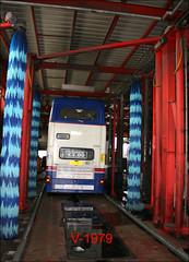 2758 (A758 WVP) ((Stop) The Clocks) Tags: smithbrotherwebb streamlinebuswash wmpte westmidlandstravel 2758 a758wvp parklanebusgarage mcwmetrobus