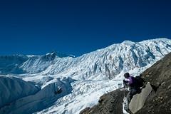 The way to sky (CMGS1988) Tags: khangsar westerndevelopmentregion 尼泊尔 np