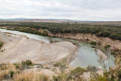 Rio Grande above Boquillas Canyon
