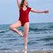 Danseuse rouge 4