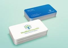 Business card (Nahida Islam Shanta) Tags: business card identity branding