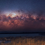 Late Season Milky Way - Lake Clifton, Western Australia thumbnail